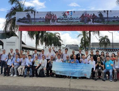 Hong Kong Toy Manufacturing Partnership and Investment Mission to Indonesia